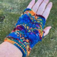 Bright Turquoise Hand Warmers thumbnail
