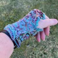 Pale Turquoise Hand Warmers thumbnail
