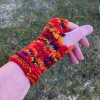 Red and Orange Hand Warmers thumbnail
