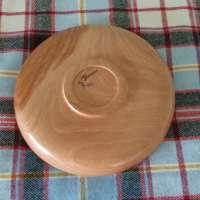 Wooden Oak Plate thumbnail