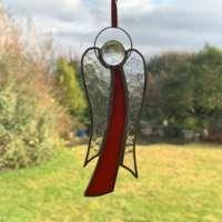 Christmas Angel Suncatcher thumbnail