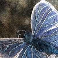 Breath of Summer - Original Fibre Art thumbnail