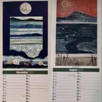 Hebridean Impressions Calendar thumbnail