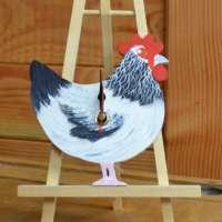 Chicken Wall Clock thumbnail