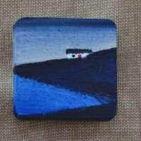 Coast Cottage Brooch thumbnail