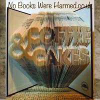 Coffee and Cakes Book Sculpture thumbnail