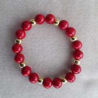 Coral Beads Bracelet thumbnail