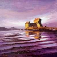Eilean Donan Castle Print thumbnail