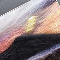 Solstice - Original Fibre Art thumbnail
