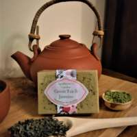 Green Tea and Jasmine Soap thumbnail