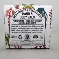 Wild Seaweed & Mango Butter & Hand & Body Balm thumbnail
