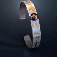 Shards of Gold Bracelet thumbnail