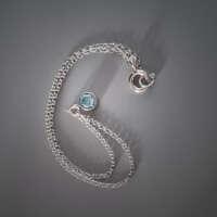 Sparkly Blue Bracelet thumbnail
