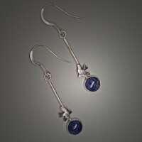 Over the Blue Earrings thumbnail