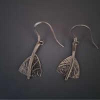 Silver Sails Earrings thumbnail