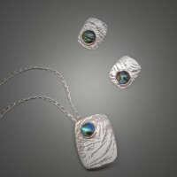 Paua Jewellery Set thumbnail