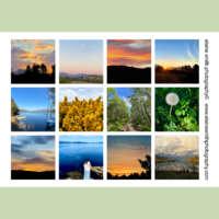 Scottish Landscapes 2021 Wall Calendar thumbnail