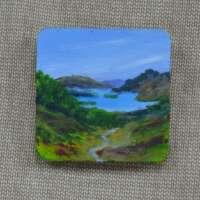 Loch Maree Brooch 2 thumbnail