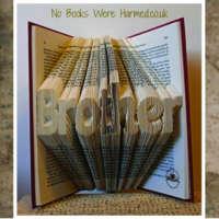 Brother Book Sculpture thumbnail