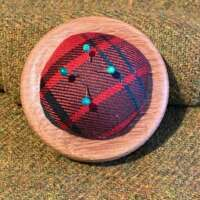 Whisky Cask Oak Pin Cushion thumbnail