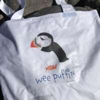 Puffin Tote Bag thumbnail