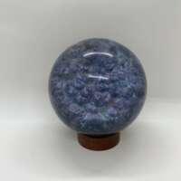 Resin and Wood Sphere thumbnail