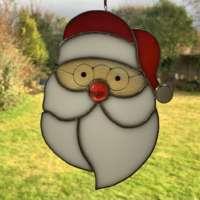 Santa Claus Suncatcher thumbnail