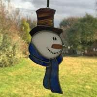 Snowman Suncatcher thumbnail
