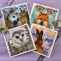 Spirit Animal Favourites Card Pack thumbnail