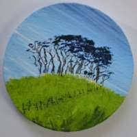 Trees in Wick Brooch thumbnail