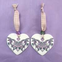 Valentine Hare's Hanging Ornaments thumbnail
