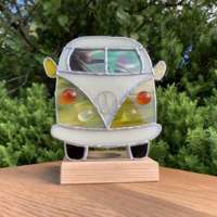 VW Camper Tealight (Yellow) thumbnail