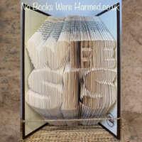 Wee Sis Book Sculpture thumbnail