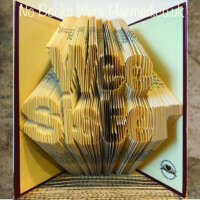 Wee Sister Book Sculpture thumbnail