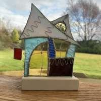 Christmas House Tealight thumbnail